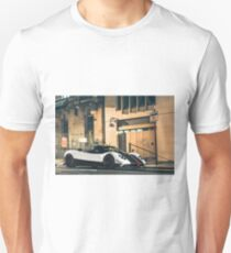 Pagani Zonda Cinque Roadster Unisex T-Shirt