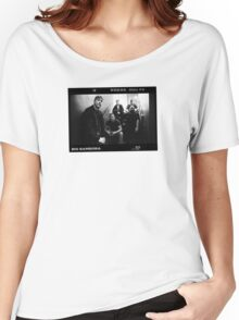Black & White Photo by Big Bambora Women's Relaxed Fit T-Shirt