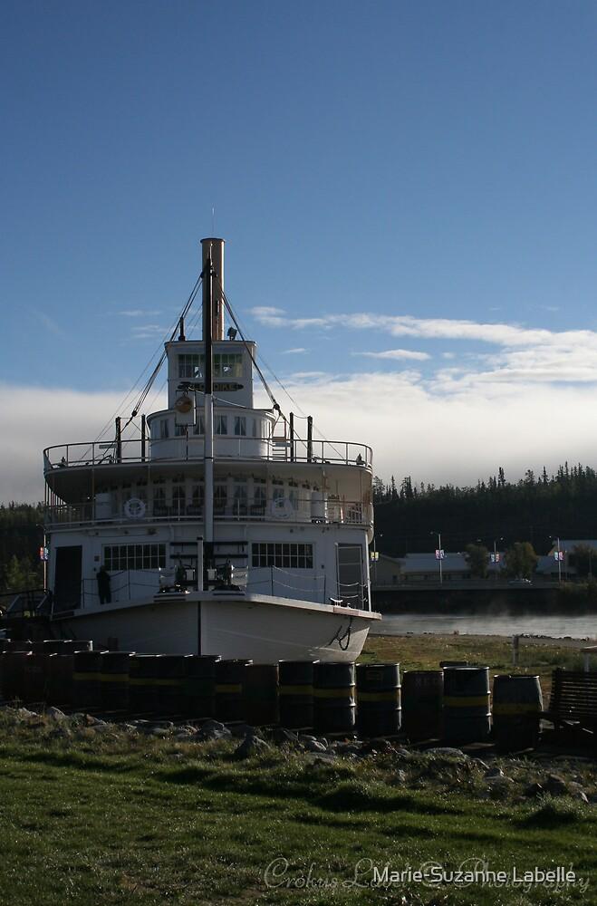S.S. Klondike, Yukon, Canada. by Marie-Suzanne Labelle