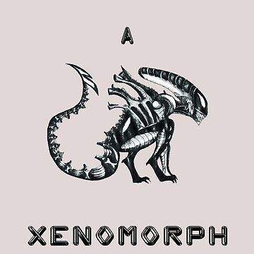 My Other Cat is a Xenomorph by Gigakig