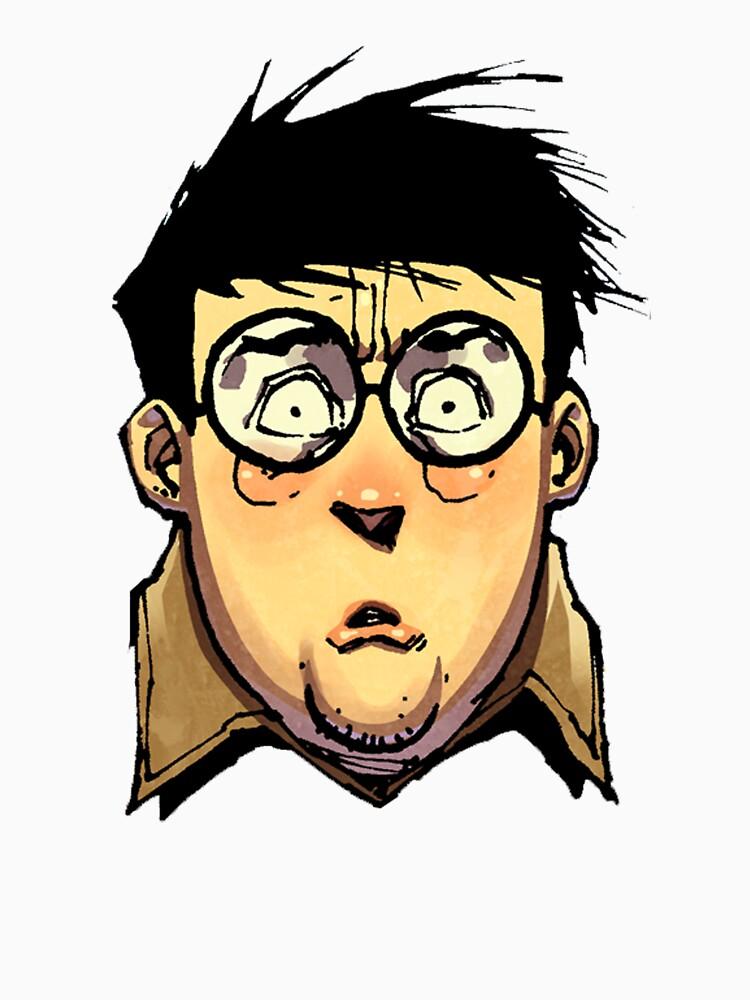 Yonchi face by alanrobinson