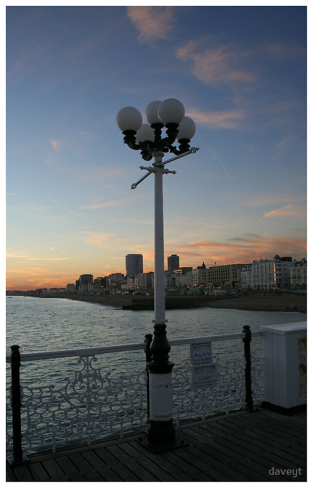 Brighton From the Pier by daveyt