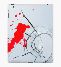 Crime scene iPad Case/Skin
