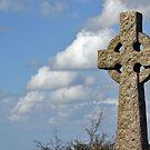 Celtic cross by Niall