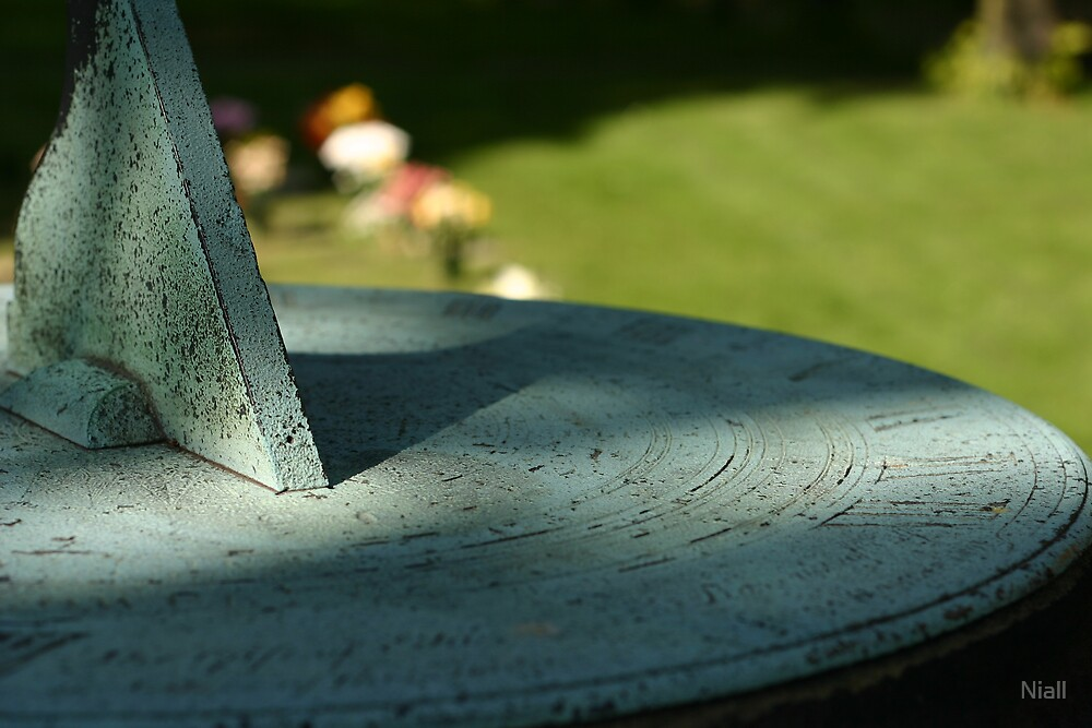 Sundial by Niall