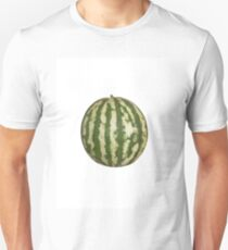 Watermelon on a white background  T-Shirt