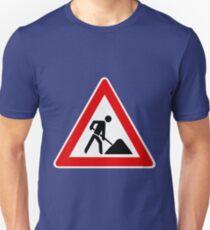 BAUSTELLEN Unisex T-Shirt