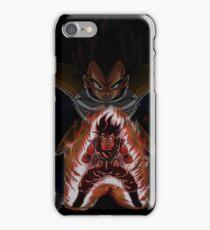 DBZ Kaio-Ken Goku and Vegeta (Saiyan Saga) iPhone Case/Skin