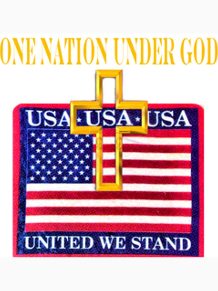 one nation under God by cheywings