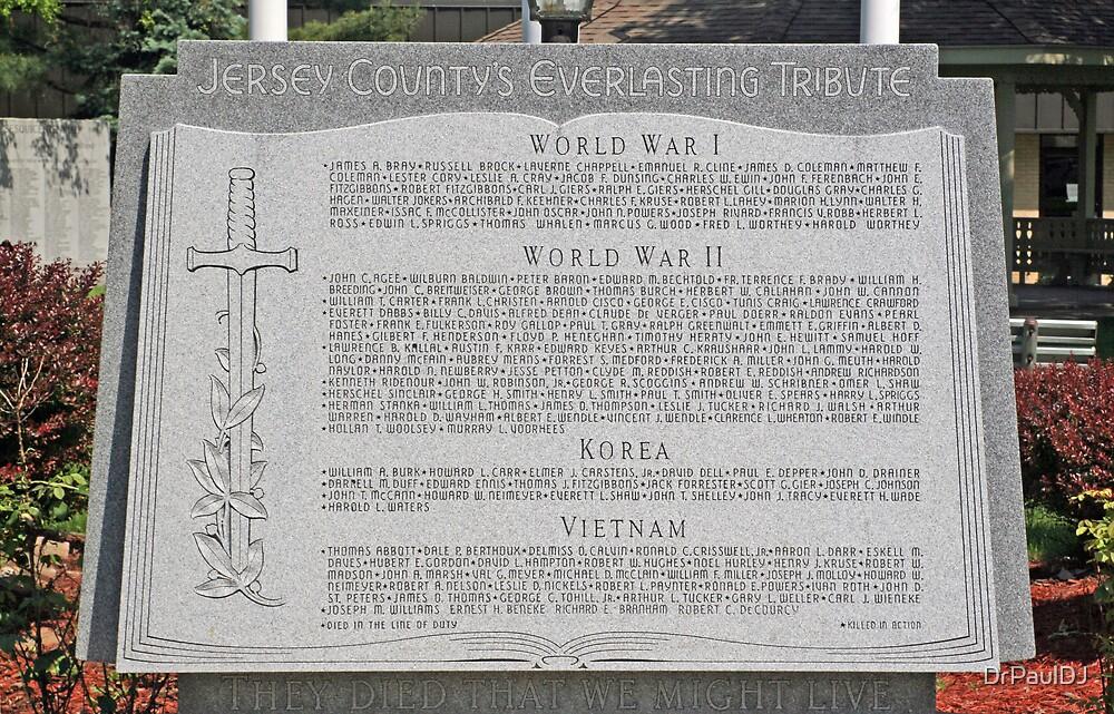 War Memorial  by DrPaulDJ