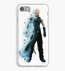 Cloud Strife Advent Children iPhone Case/Skin