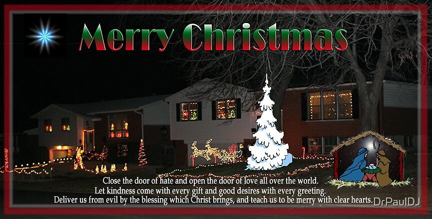 Christmas Card by DrPaulDJ