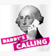 Daddy's calling  Poster