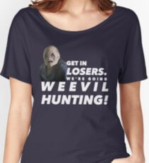 Weevil Hunting! Women's Relaxed Fit T-Shirt