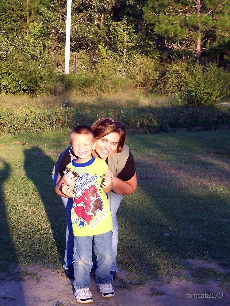 my sister and my son by tomcat2170