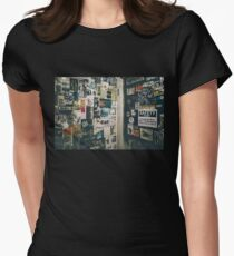 Photo Bombed Women's Fitted T-Shirt