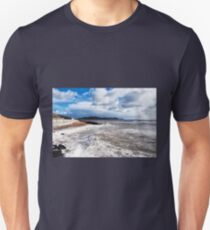 Church Beach - Lyme Regis T-Shirt