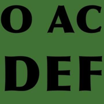 Greedo Acted in Self-Defence by vanpeltfoto