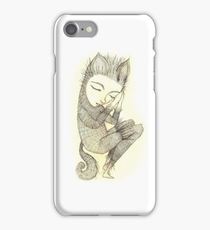 Catskin iPhone Case/Skin