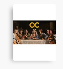 OC Supper Canvas Print