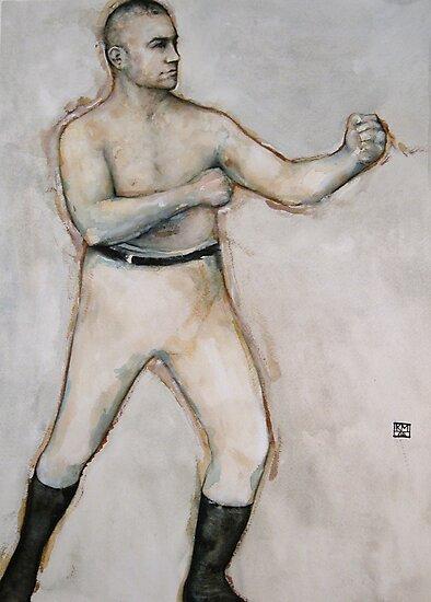 The Boxer: John L. Sullivan by Keelan McMorrow
