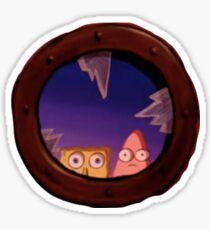 spongebob movie Sticker