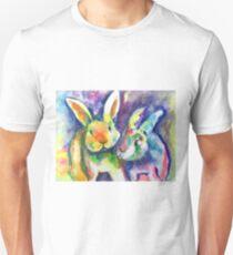 Rabbit Pals Unisex T-Shirt