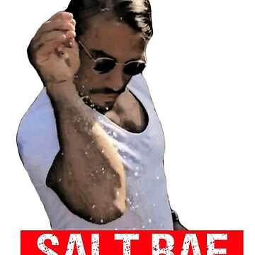 Salt Bae by parallaxgalaxy