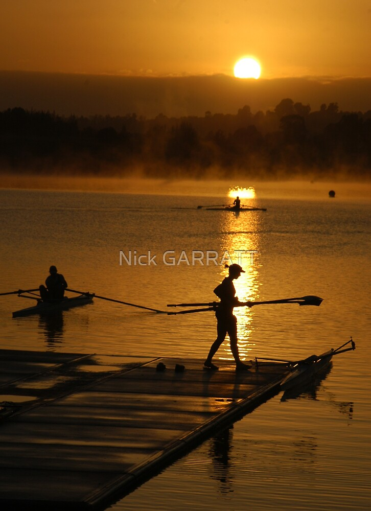 penrith dawn 4 by Nick GARRATT