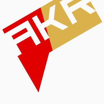 Basic AKR logo by theAKR
