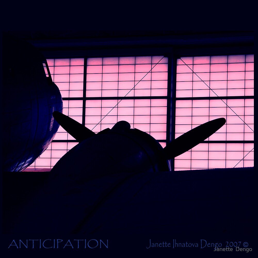ANTICIPATION by Janette  Dengo