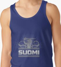 Suomi Finland Lion V2 Tank Top