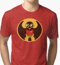 Robin Signal Tri-blend T-Shirt