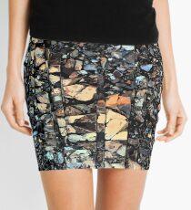 Shattered Sunset Mini Skirt