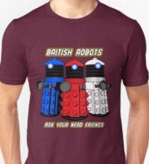 British Robots T-Shirt