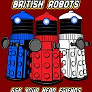 British Robots by Jeremy Kohrs