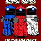 British Robots by Jeremy Kohrs