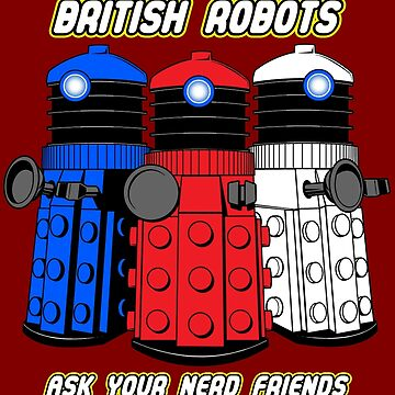 British Robots by Kohrsfilms
