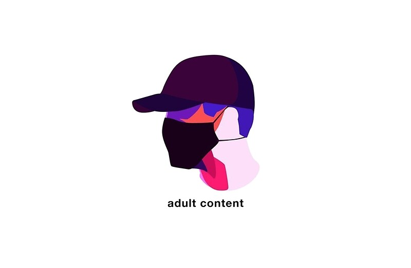 Adult content tag