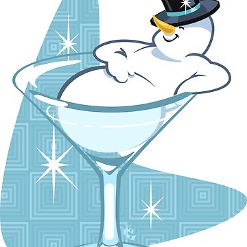 Snowmantini by CBeeProject