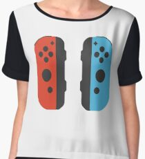 Nintendo Switch Joy Cons Chiffon Top