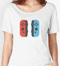 Nintendo Switch Joy Cons Women's Relaxed Fit T-Shirt