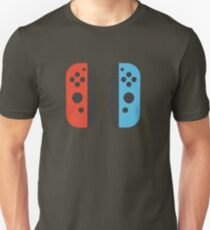 Nintendo Switch Joy Cons Unisex T-Shirt