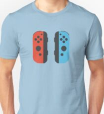 Nintendo Switch Joy Cons Unisex T-Shirt