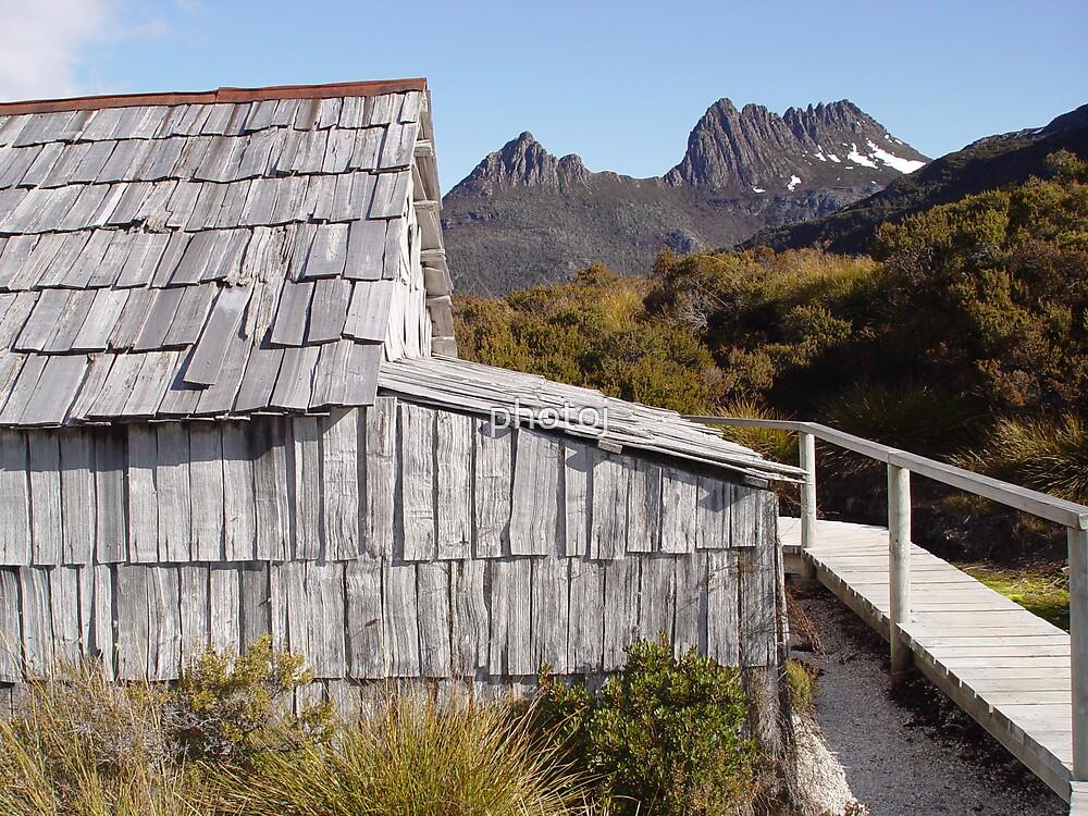 photoj-Tasmania, Cradle Mt Hutt by photoj