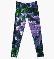 Kaleidoscopic Flowers Leggings