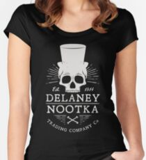 Nootka Trading Company Women's Fitted Scoop T-Shirt