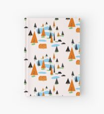 camp camp Hardcover Journal