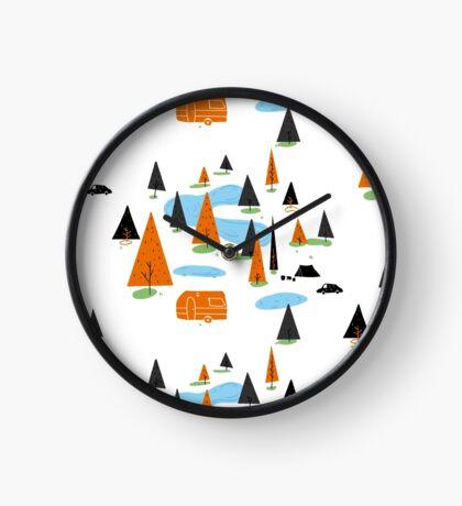 camp camp Clock