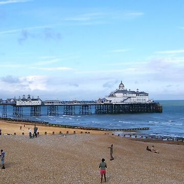 Eastbourne Pier  by pault55